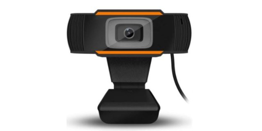 WEB HD CAMERA USB 2.0 WITH MICROPHONE FULL HD 1080P