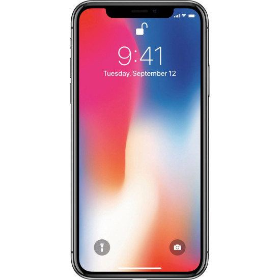 """iPhone X Space Gray 64GB 5.8"""""""